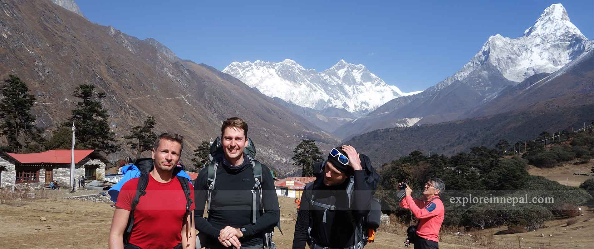trekking-in-jiri-everest-base-camp