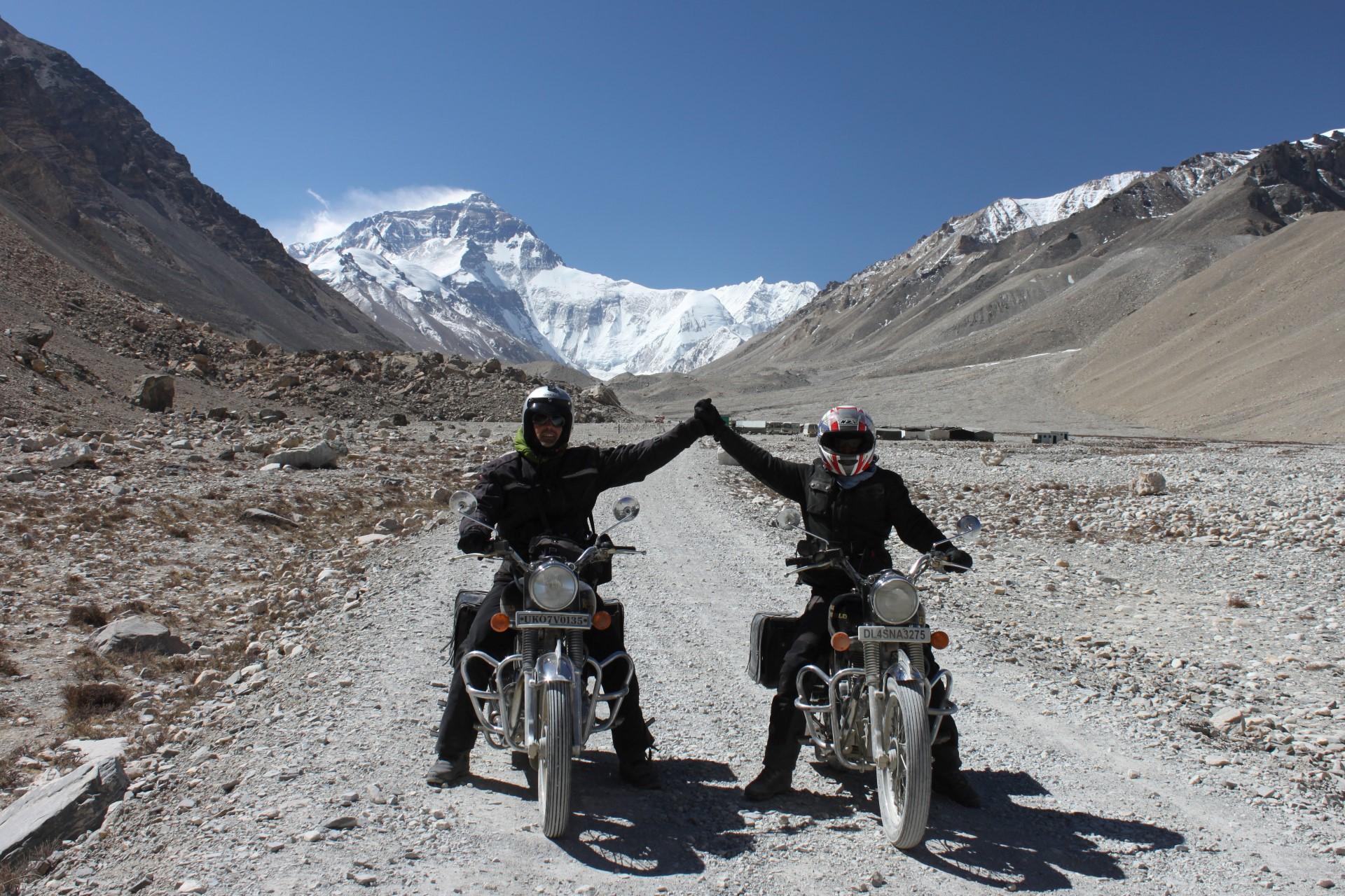 Tibet-motorbike tour