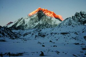 Everest Base Camp and It's Beauty