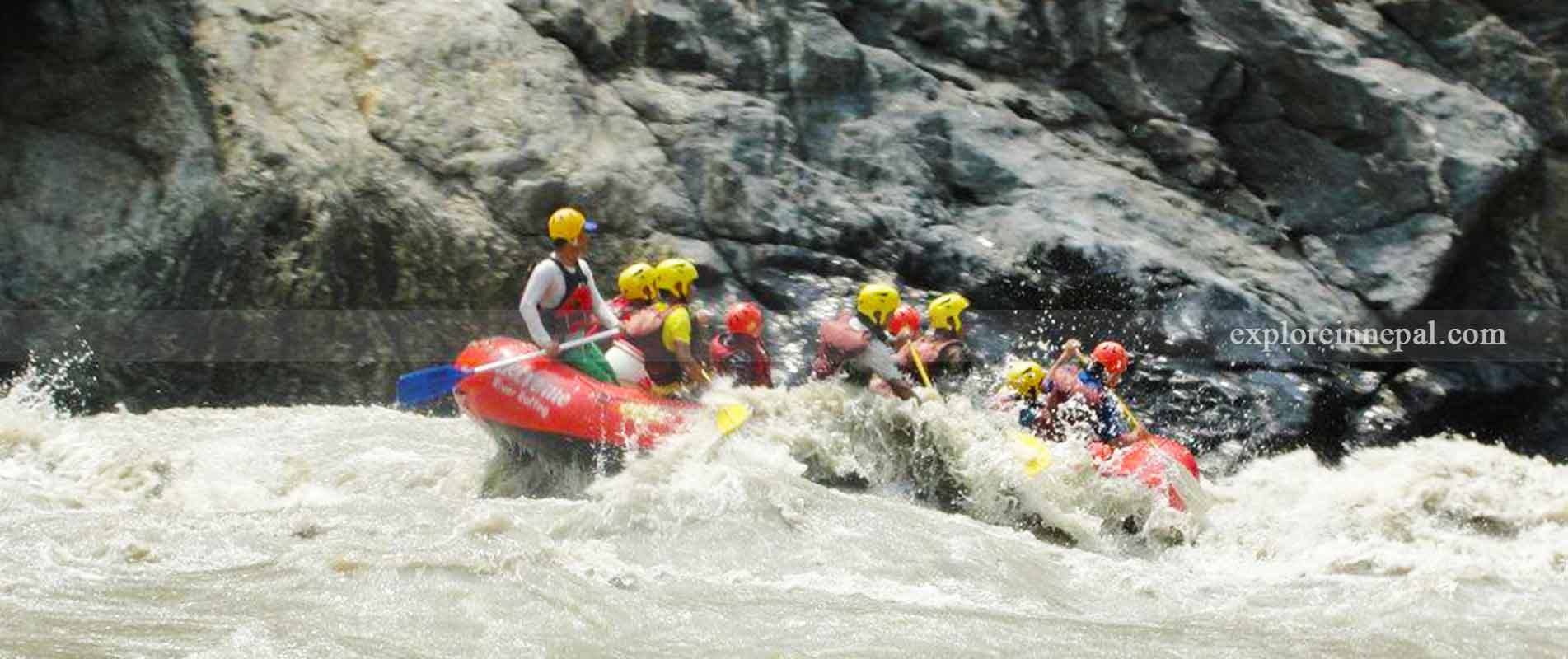 trisuli day tour raftting